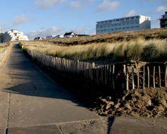 de Baak Seaside, Locatie van de Baak in Noordwijk