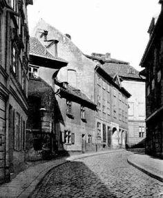 Tuchmacherstrasse, Königsberg/Pr.