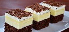Recept: Dobj el mindent, ami a kezedben van és süsd meg ezt a sütit, nem fogod megbánni Hungarian Desserts, Hungarian Recipes, Orange Crush, Lidl, Tiramisu, Sweet Tooth, Cheesecake, Dessert Recipes, Pudding