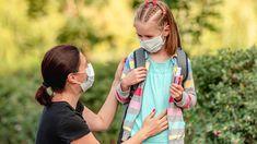 Leiden, Kawasaki Disease, School Attendance, School Closures, Primary School, Childcare, Trauma, Daughter, Cases