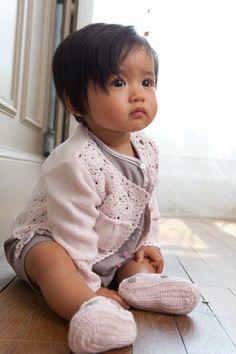 baby girl - Qu'elle est belle!