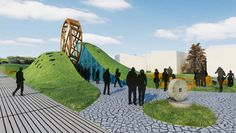 belarus pavilion spins wheel of life for expo milan 2015
