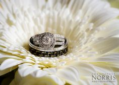Wedding set with flowers.  Wedding photography by Christopher Norris Photographers.  http://christophernorris.com/home/cleveland-wedding-photography/