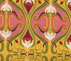 love this pattern. so ornate and colorful.