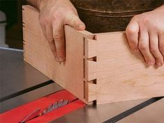 Joinery 101: Make Dovetail Joints For A Prettier Look