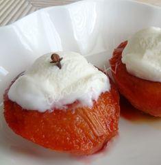 Quince Dessert Recipe in Oven Bag Oven Recipes, Fruit Recipes, Snack Recipes, Dessert Recipes, Cooking Recipes, Snacks, Desserts, Armenian Recipes, Turkish Recipes