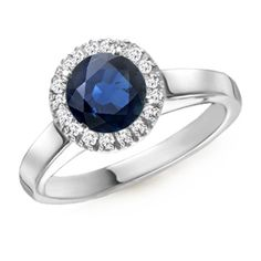 PRICE: $2,144.00 WITH 14K WHITE GOLD & AAAA HEIRLOOM QUALITY SAPPHIRE, APPRAISAL, WARRANTY, & ENGRAVING.