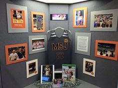 Lauren's Display at the Indiana Basketball Hall of Fame Lauren Hill, Indiana Basketball, Beacon Of Hope, Ceiling Hanging, Hanging Frames, Exhibit, Young Women, Fundraising, Best Gifts
