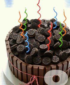 New cake!