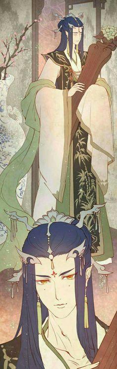 Phantom Paradise webtoon(Discover)