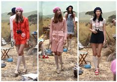 On safari with Orla Kiely for S/S 2014 at London Fashion Week | Fash Mob