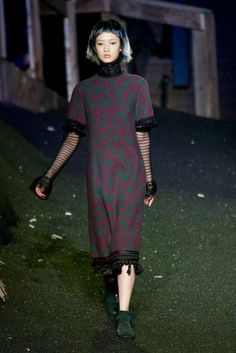 Marc Jacobs Spring 2014 Runway Show