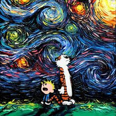 Vincent and Hobbes