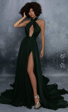 Cute Prom Dresses, Prom Outfits, Ball Dresses, Pretty Dresses, Sexy Dresses, Ball Gowns, Green Prom Dresses, Fashion Dresses, Formal Dresses