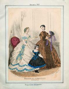 January, 1865 - Magasin des Demoiselles