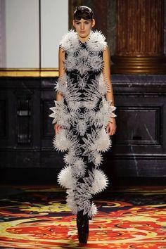 Iris van Herpen Spring 2013 Couture Collection - Fashion on TheCut
