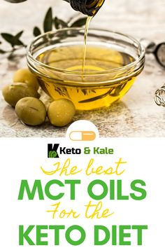 If you're on a keto diet you have most probably heard about MCT oil and its benefits. What makes this kind of oil special is that it promotes ketosis which uses fat to fuel your body. Read our guide now to learn more about MCT oils and which MCT oil is right for keto! #MCTOil #KetoSupplements #MCTPowder #Ketosis #KetogenicDiet Keto Supplements, Mct Oil, Ketogenic Diet, Cucumber, Fat, Good Things, Cauliflower