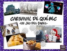 20 Ideas For Winter Carnival Games Pictures Carnival Activities, Carnival Games, Teaching Activities, Winter Activities, Teaching Ideas, Mardi Gras, Theme Carnaval, Quebec Winter Carnival, 1st Birthday Party Games