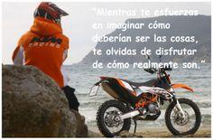 imagenes de motos deportivas con frases para facebook