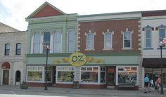 Wizard of Oz Museum, Wamego Kansas