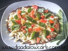 Bruschetta, Lchf, Vegetable Pizza, Guacamole, Potato Salad, Low Carb, Cooking, Healthy, Ethnic Recipes