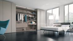 #Caccaro presents an articulated system of elements for the interior organization of wardrobes, designed to optimize storage capacity and keep all garments and accessories neat and tidy. #cabina-dr becomes a showcase for selected garments #wardrobes #interiordesign #vesuvio