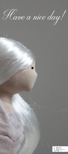 Have a nice day! Tilda doll #angels #tilda #doll #wings #withangels #gift #handmade #sewing
