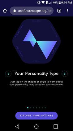 Personality Types, Bullshit, No Response