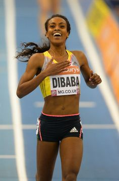 Genzebe Dibaba's 2 mile world record was the perfect finale to an epic Sainsbury's Indoor GP