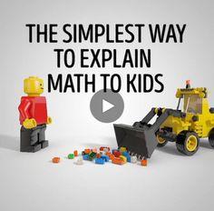 Explain maths to kids