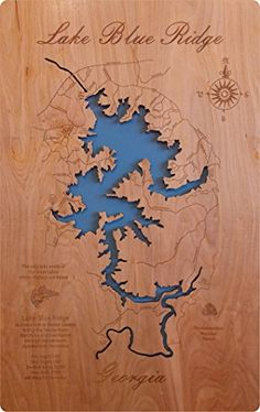 Wood Map Wall Hanging: Lake Blue Ridge Georgia Laser Cut Maps http://www.amazon.com/dp/B00L5KP89C/ref=cm_sw_r_pi_dp_1riQtb1WA4Q9YDW4