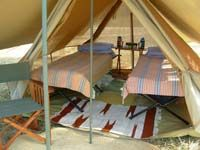 Karisia Walking Safaris: Their Mobile Mara Tents