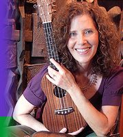 an awesome ukulele teacher..check her out on youtube by searching Madeline Pots