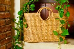 #water_hyacinth #bag - available in our shops