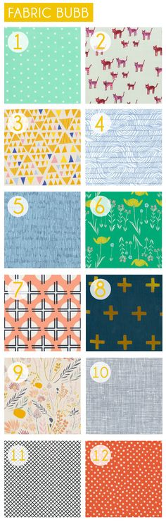 amazing blog post for fabric junkies, lots of online resources!
