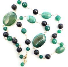 #necklace #jewelry Collana gold filled collezione ISHWARA  #orafinrete
