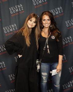 Selena Gomez – Meet & Greet at the Revival World Tour at The Xcel Energy Center in Minneapolis, Minnesota 6/28/2016