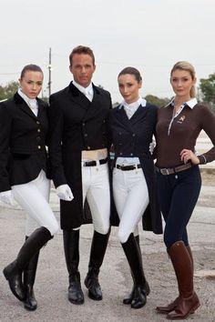 Kingsland Dressage #runwayshow #talent provided by Model Machine - World's Best…