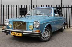 Volvo 164E met injectie - 1974