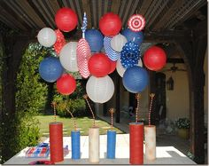 love this 4th of July theme!