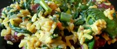 Coconut Spinach Rice with Kidney Beans | GreenGut Wellness