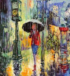 Good interpretation of rain