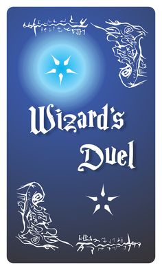 PREORDER Wizard's Duel - The Spellbinding Card Game - 78 Card Tarot Deck - Shipping February 2016