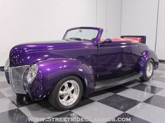 1939 Ford Cabriolet  ....Like going fast? Call or click: 1-877-INFRACTION.com (877-463-7228) for local lawyers aggressively defending Traffic Tickets, DUIs and Suspended Licenses throughout Florida