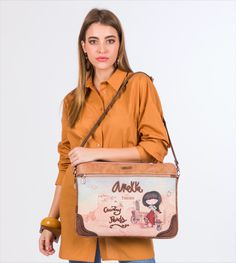 Anekke Arizona - Taška na notebook Arizona, Bags, Handbags, Dime Bags, Totes, Hand Bags, Purses, Bag, Pocket