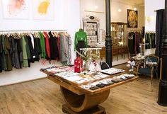 La Intrusa: ropa creativa y exposiciones atrevidas   DolceCity.com