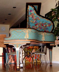 if i could have this piano in my home, my life would be complete & i will promise to practice more