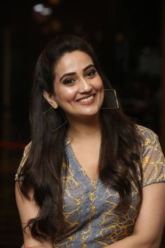TV Anchor Manjusha At Ranarangam Pre-Release Event - TOLLYWOOD STARS  IMAGES, GIF, ANIMATED GIF, WALLPAPER, STICKER FOR WHATSAPP & FACEBOOK