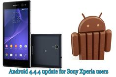 Sony has started updating its Xperia Z model to the Android 4.4.4 KitKat based firmware. At the moment the update is available only in France but it should soon be available in all Xperia Z models..
