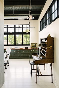 Industrial loft in Portland, Oregon